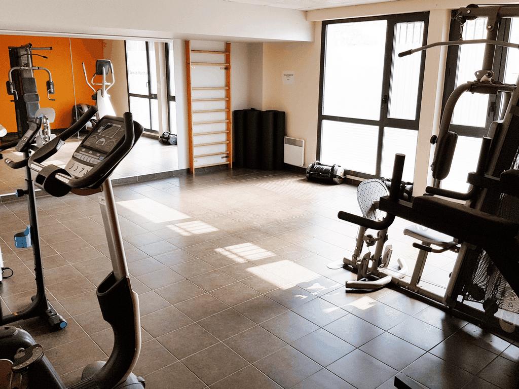 Sallle de fitness Apart'Hotel à Avignon