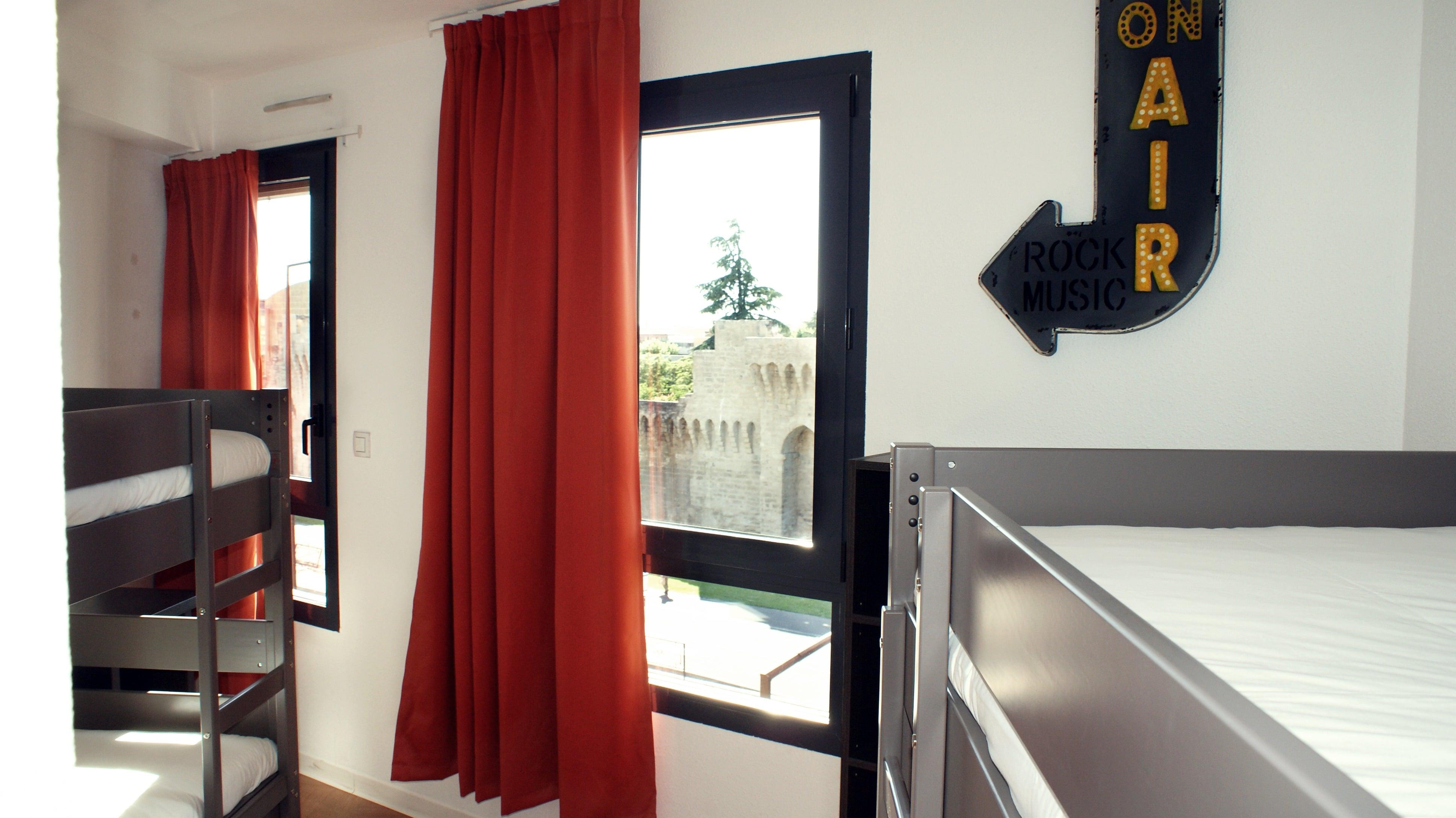 appartement pour vacance à proximité d'Avignon