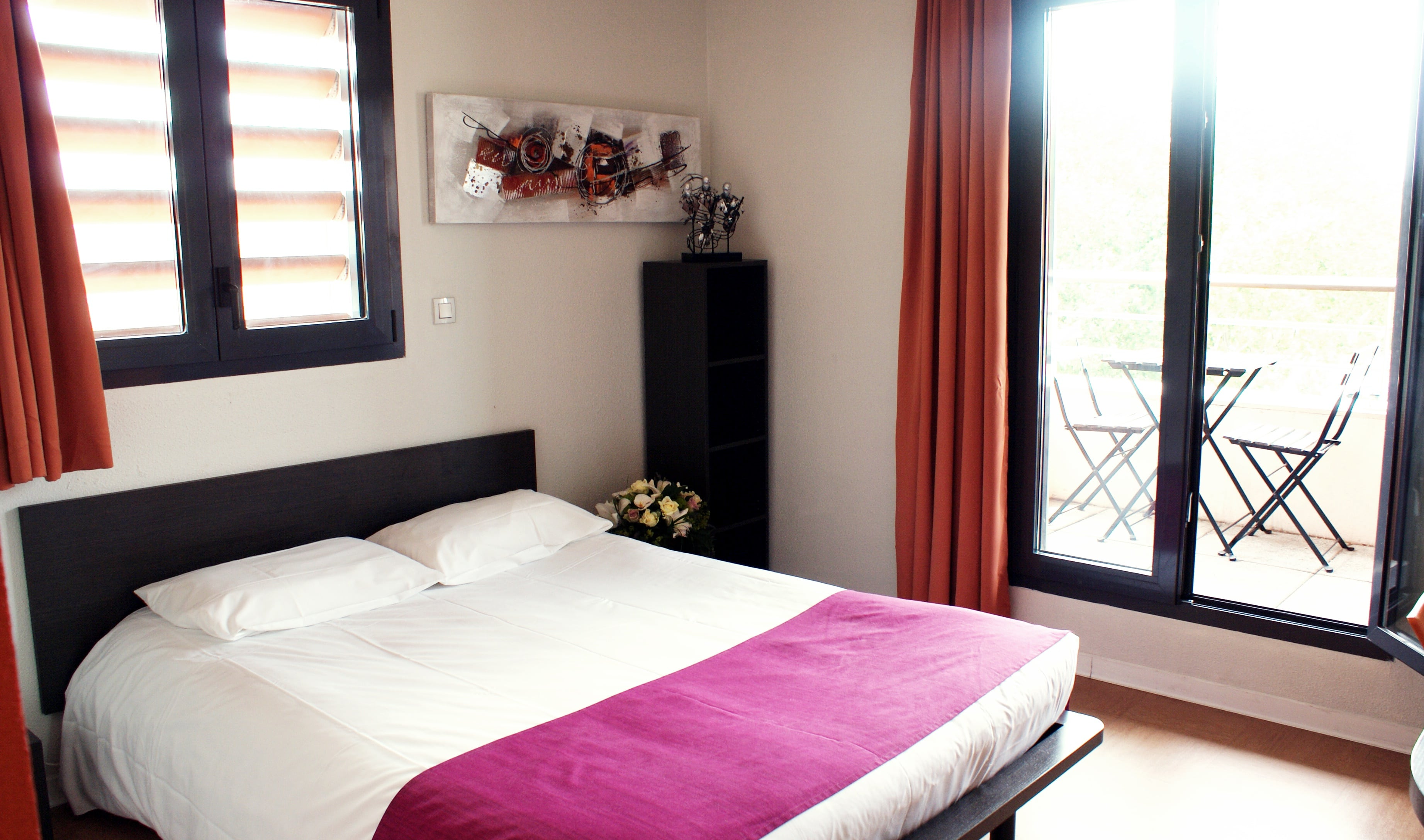 Appartement avec terrasse sur Avignon