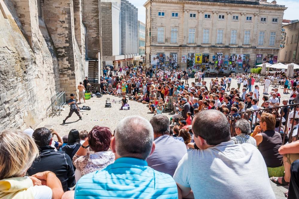 Festival sur Avignon